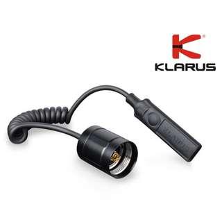 Klarus TRS1 Flashlight War Game Tactical Remote Pressure Switch 線控 電筒 老鼠尾 - 原裝行貨