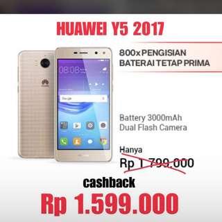 Huawei y5 kredit aeon/kredit plus