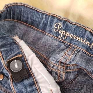S&S: Peppermint Pants