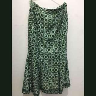 Mermaid Skirt Batik