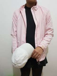 Branded Baby Pink Giordano Jacket