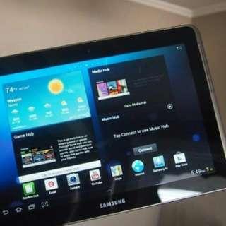 Sim Card , Samsung Galaxy Tablet 10.1 Inches