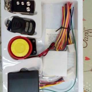 Alarm Untuk Motorsikal