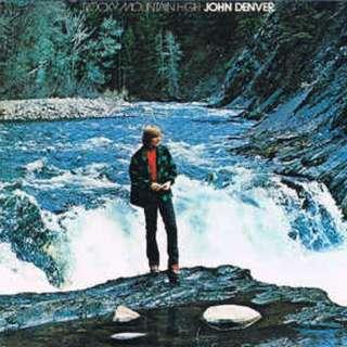 John Denver Rocky Mountain High german edition cd