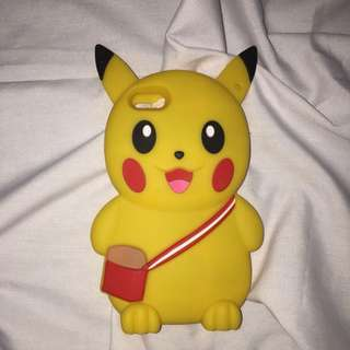 Iphone 5/5s pikachu cases