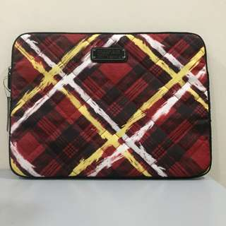 "ON HAND: MARC JACOBS LAPTOP SLEEVE (fits 13"" laptops)"