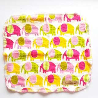 Baby wash towel - angel mel collections