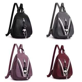 Tas Ransel Gendong Backpack Tas Fashion Wanita Cewek Impor Code E967