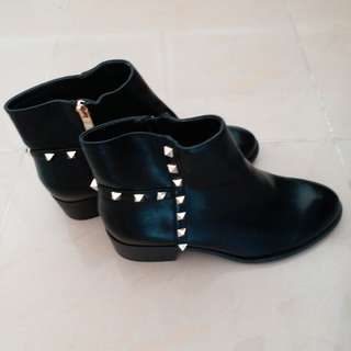 韓國短boots