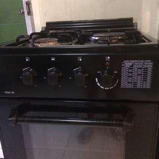 Gas range / oven