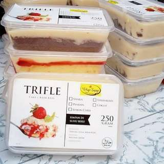Trifle cheese