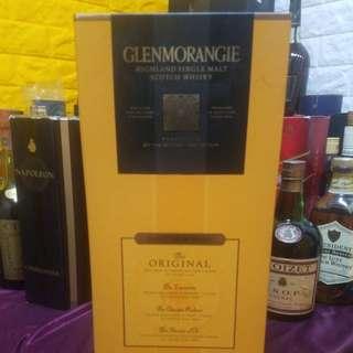 Whiskey...Glenmorangie一套