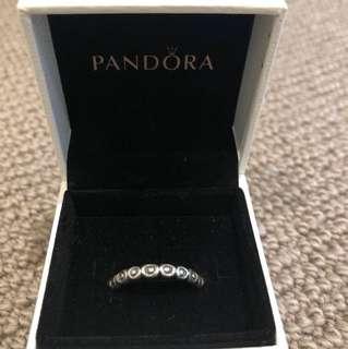 Pandora stack ring