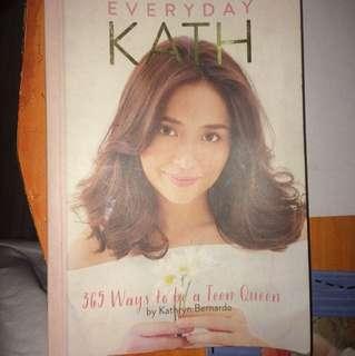 Everyday Kath Book