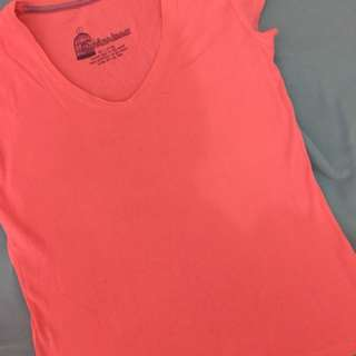 Colorbox basic tee ( pink )