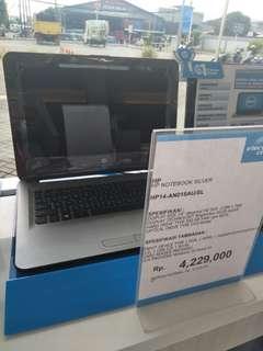 HP Notebook Bisa Dikredit Dp Ringan Proses Cepat