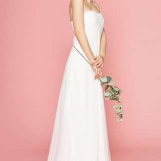 White Zoo Gloria Maxi Dress