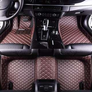 Audi a4l a6l A5 hatchback A3 sedan A8L A1 Q3 Q5 Q7 dedicated all-around car mats