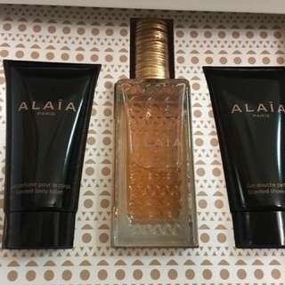 ALAIA全新Set裝香水