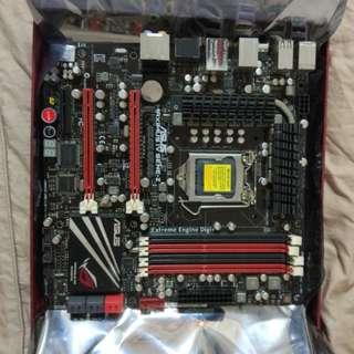 Asus Maximus IV Gene-Z S1155 matx Motherboard