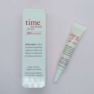 PHILOSOPHY Eye Serum