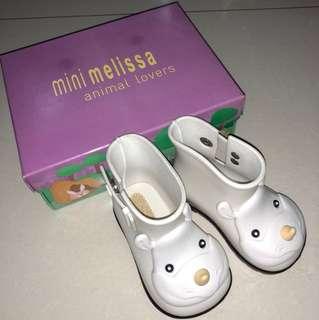 Mini Melissa Animal Lovers Boots