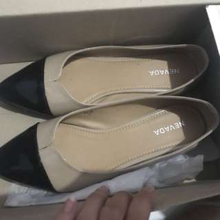 Nevada Flat Shoes