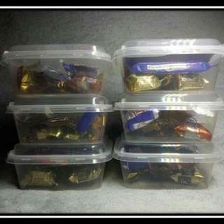 Repacked Imported Chocolates