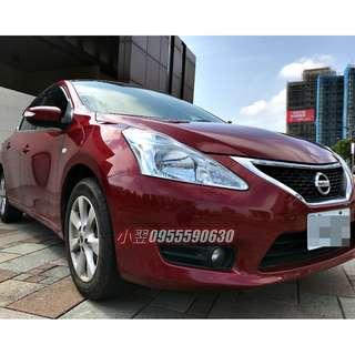 《2014 Nissan Tiida 5D 旗艦版》