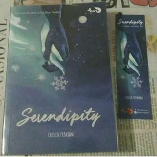 Novel Best Seller Serendipity - Erisca Febriani Romance Remaja