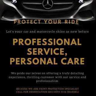 AUTODETAIL PAINT PROTECTION