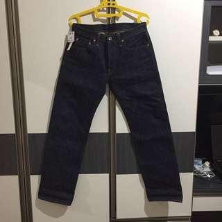 Samurai jeans S711VX 21OZ tight fit straight limited model