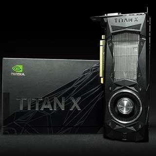 Titan XP Nvidia 12 GB of GDDR5X