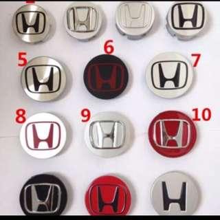 Honda Rim Emblem