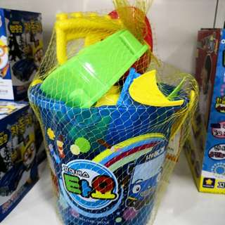 50% off rrp!! Tayo Sand Play!
