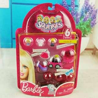 Squinkies barbie