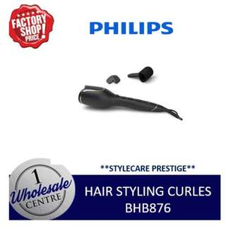 PHILIPS BHB876 HAIR STYLING CURLES