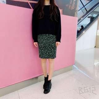 日本品牌Moussy 半截裙