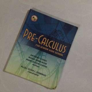 PRE-CALCULUS