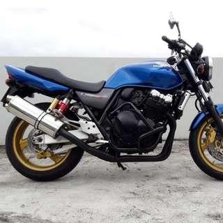 Honda CB400 SPEC 2