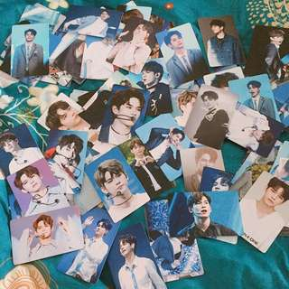 PREORDER Wanna One 100pcs Random Photocard