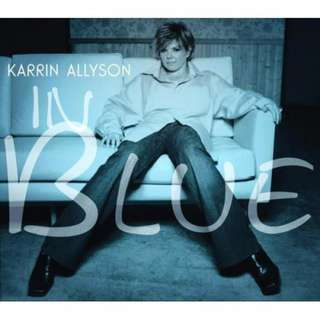 Karrin Allyson ‎In Blue cd