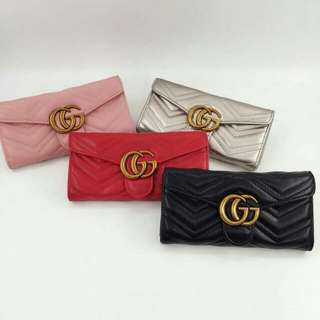 Gucci Marmont Wallet