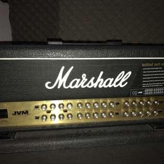 Marshall JVM410 Amp Head