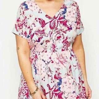 Pluse size dress