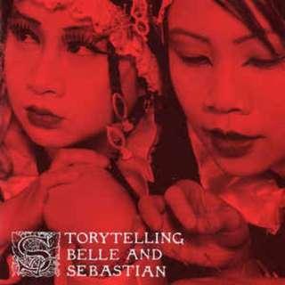Belle And Sebastian Storytelling cd