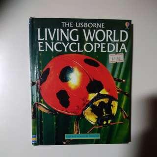 Living World Encyclopedia (Usborne Miniature Editions)