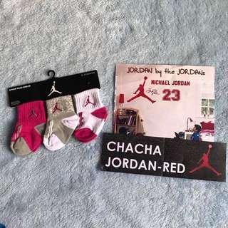 Jordan Infant Socks