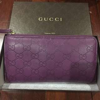 Gucci Wallet Used Condition
