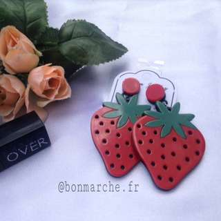 Strowberry Sweet Earings